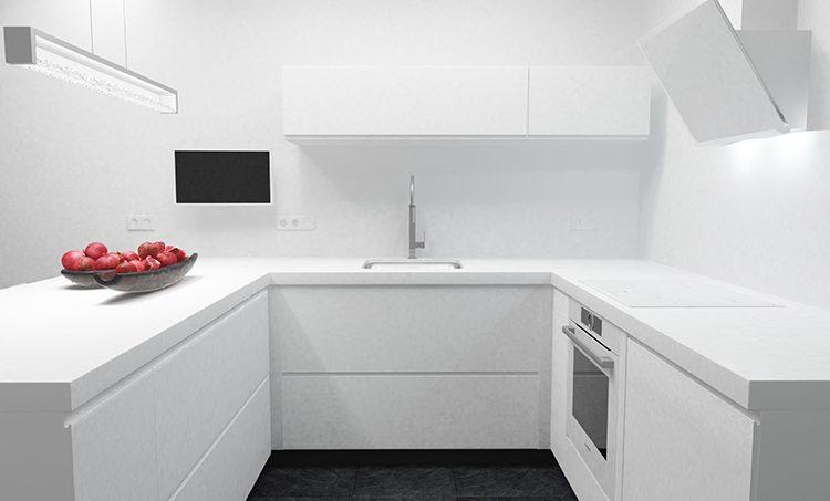 Эргономика кухни, оптимальные размеры для функциональной планировки