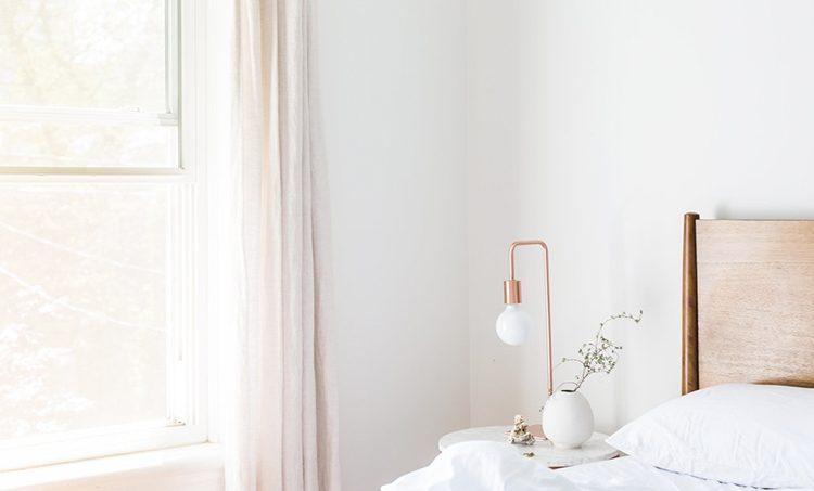 Эргономика спальни с гардеробной, оптимальные размеры для функциональной планировки